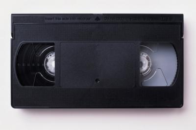 VHS Video Tape Conversion Perth