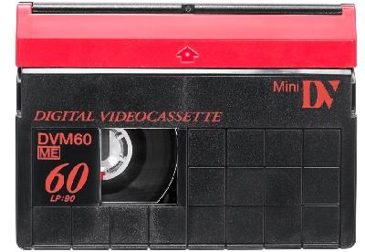 Mini-DVD Video Tape Conversion Perth